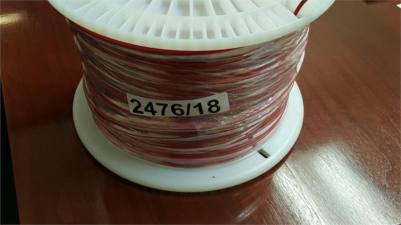 2476 Fep High Voltage Wire 50 Kv Dc
