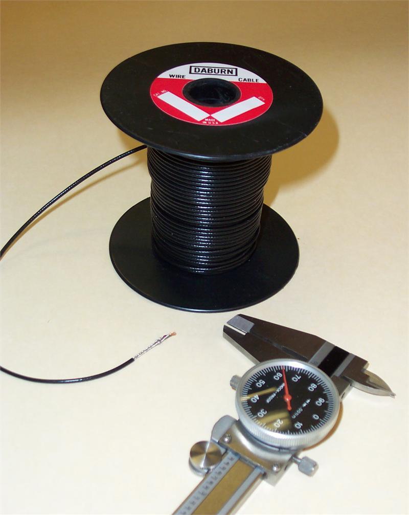 2720 2721 Daflex Ultra Flexible Microminiature