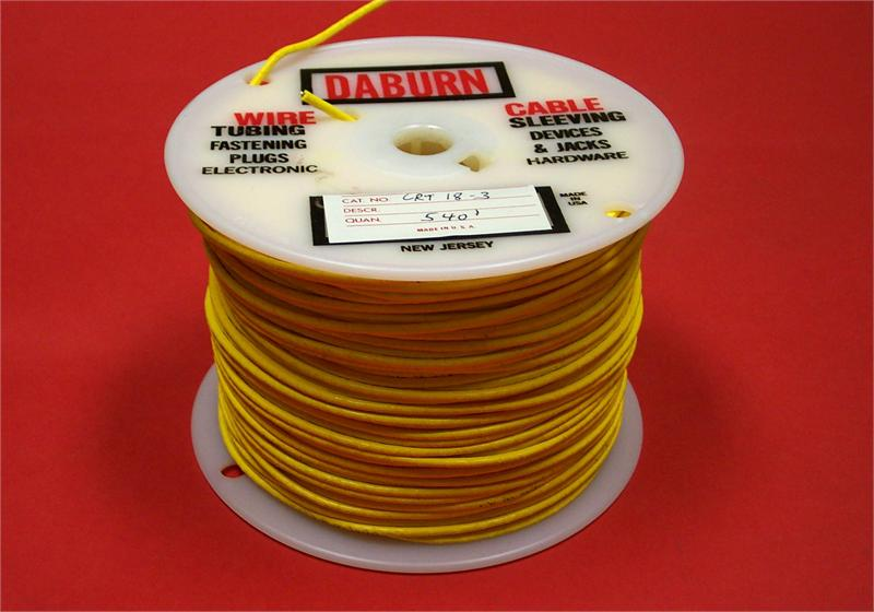 Crt High Voltage Corona Resistant Ptfe Wire