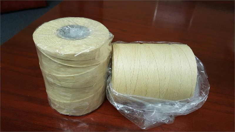 2075 2087 Waxed Linen Lacing Cord Mil T 713 Type N