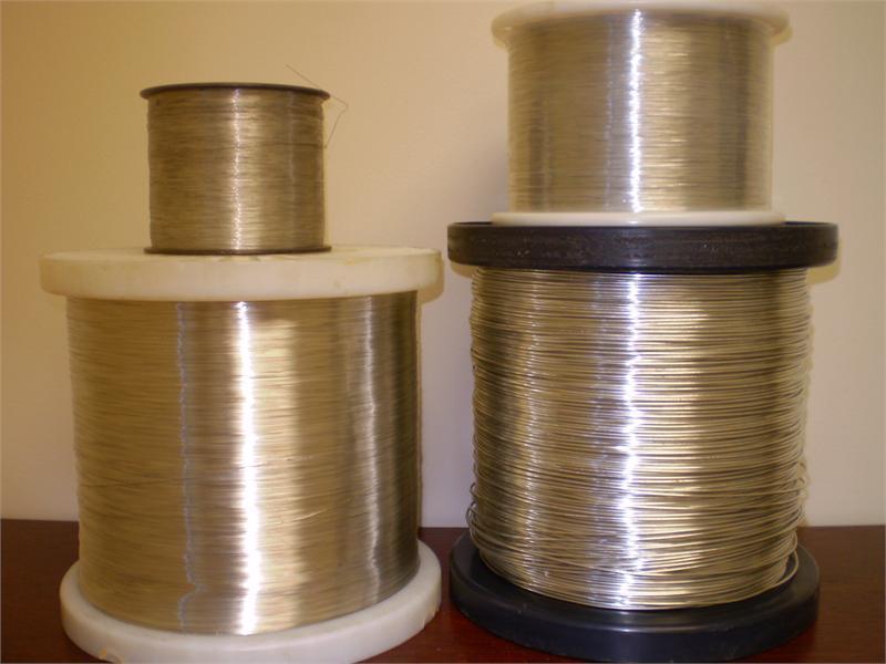 DTC Tinned Bare Copper Wire (per MIL-W-583C SPEC. & J-W-1177)