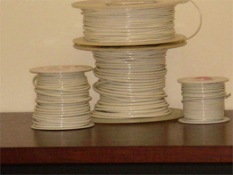 2601 Mil-W-5086A Aircraft Plastic Hook-Up Wire - Type I