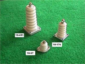 10 67 Metal Base Insulators