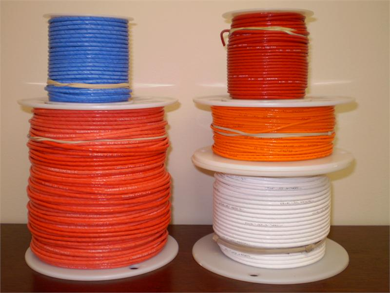CRT High Voltage Corona Resistant PTFE Wire