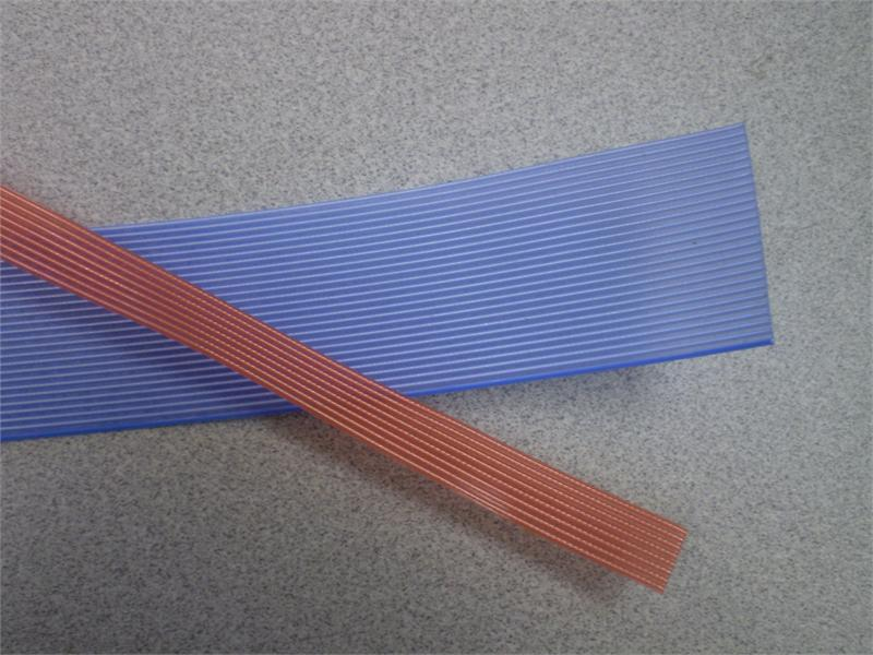Flat Ribbon Cable : High temperature fep flat ribbon cable