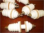 Porcelain Feed Through Insulators